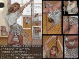 『理想の彼女を3DCGで作ります』から生まれたバーチャルアイドル「Yuri Furudate(古舘友梨)」の3nd写真集:Skirt-Pole