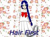 hair first