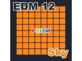 【シングル】EDM 12 – Sky/ぷりずむ
