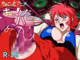 ちょこっとアニメ キュッ!となハニー#001