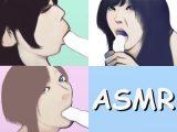 【ASMR】喉の奥まで咥えさせて頬張ってしゃぶってもらうフェラチオ